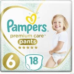 Pampers Premium Care Pants Maat 3 - 18 Luiers