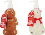 Novelty Handzeep Geschenkset Christmas Festive